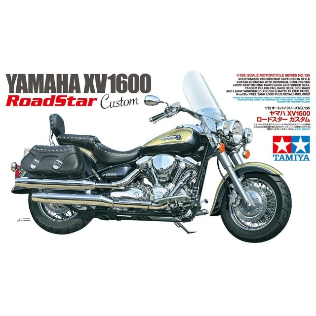 Yamaha XV1600 Road Star Custom