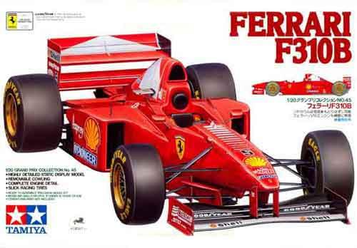 Ferrari F-310 B