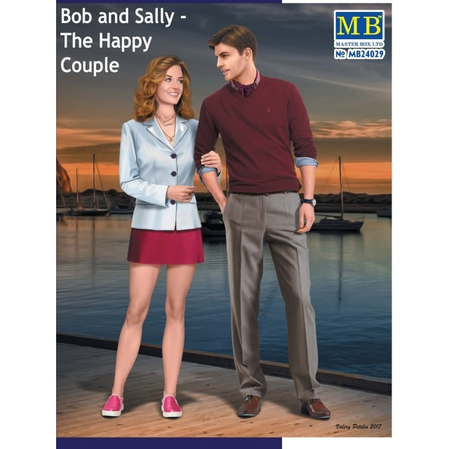 Bob And Sally - The Happy Couple