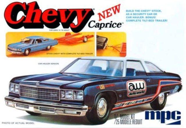 '76 Chevy Caprice