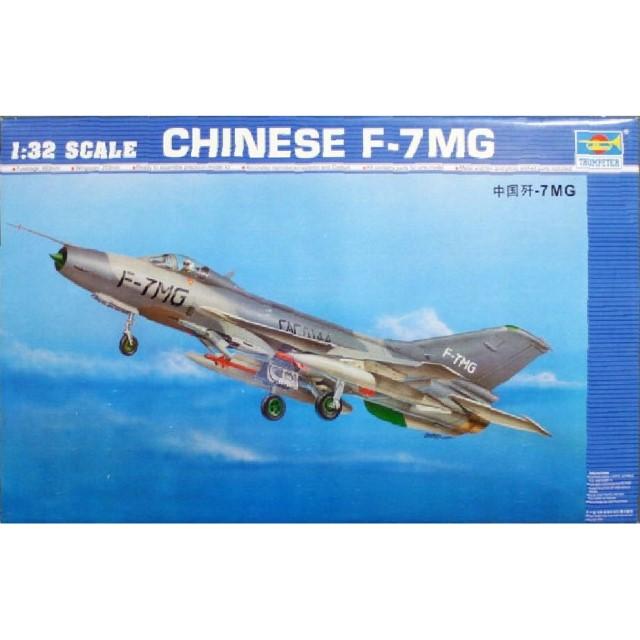 Chinese F-7MG