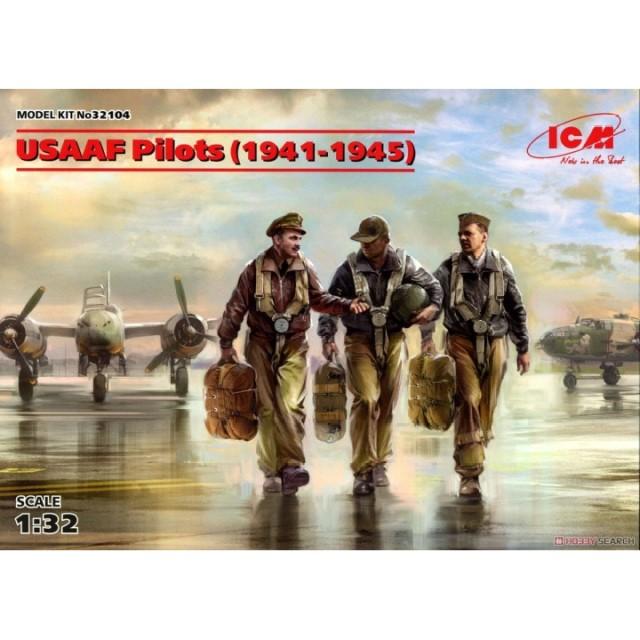 USAAF Pilots 1941-1945