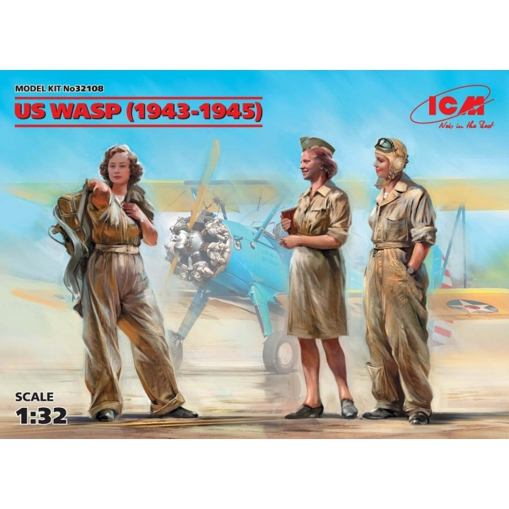 US WASP 3 Figures