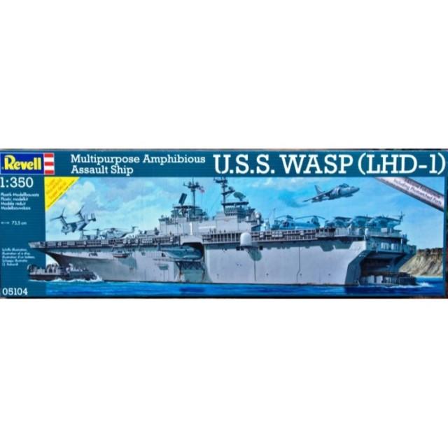 U.S.S. Wasp (LHD-1)