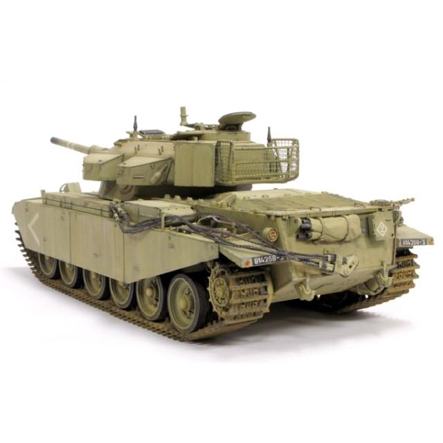 IDF Centurion Shot Kal 1973 MBT