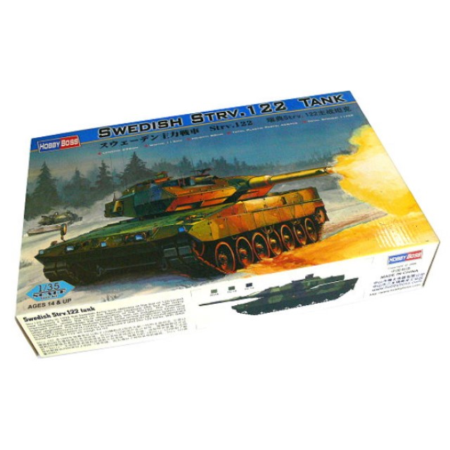 Swedish Strv. 122 Tank