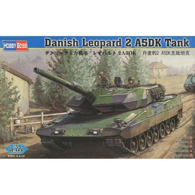 German/Danish Leopard 2AD5DK Tank