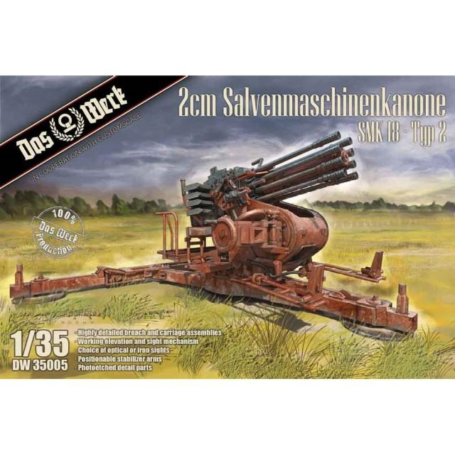2cm Salvenmaschinenkanone SMK 18-Typ 2