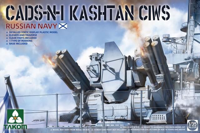 Russian Navy CADS-N-1 Kastan