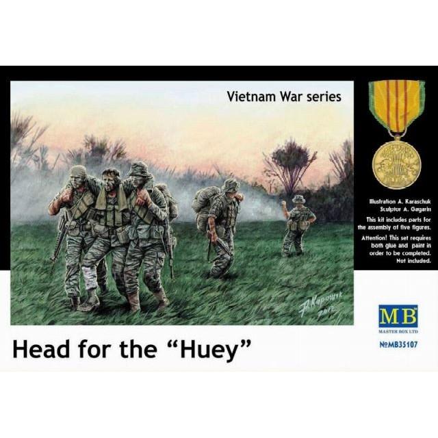"Head For The ""Huey"""