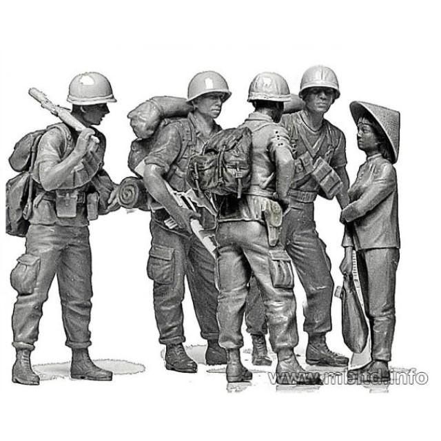 Patrolling - Vietnam War Series