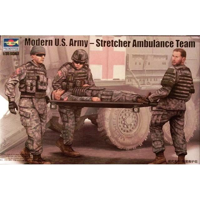Modern U.S. Army - Stretcher Ambulance Team