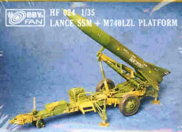 Lance SSM+M740 LZL Platform