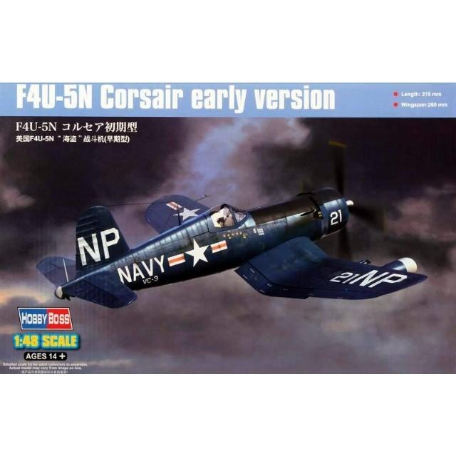 F4U-5N Corsair Early Version