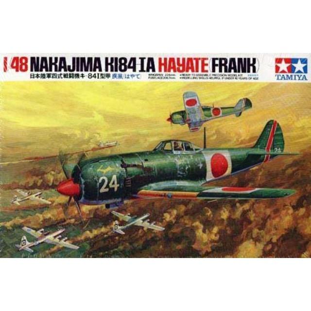Nakajima Ki-84-IA Hayate (Frank)