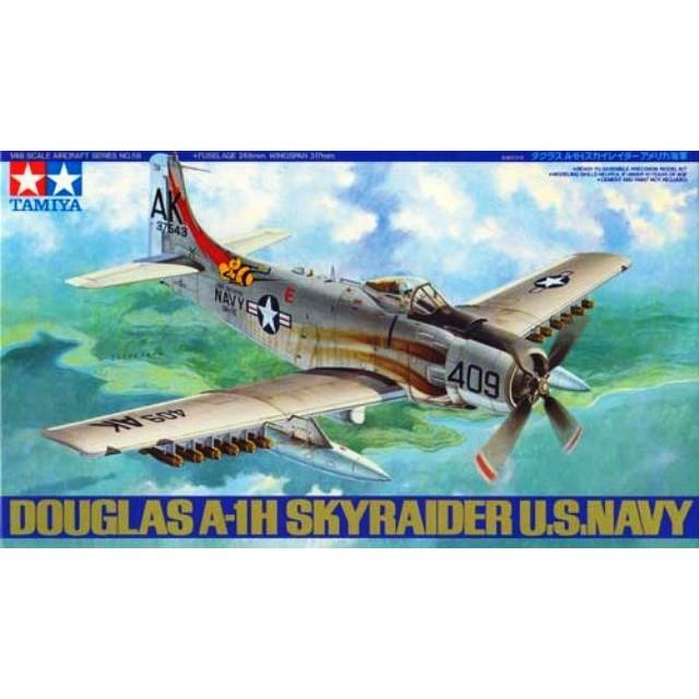 Douglas A-1H Skyraider U.S. Navy.