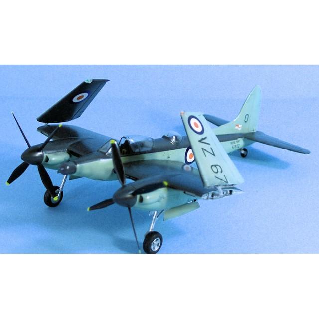French De Havilland Sea Hornet NF.21