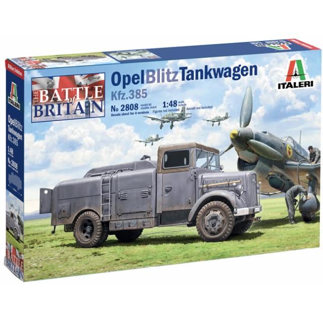 Opel Blitz Tankwagen