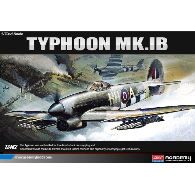 Hawker Typhoon Mk.1B