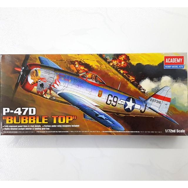 """P-47D """"Bubble Top"""""""