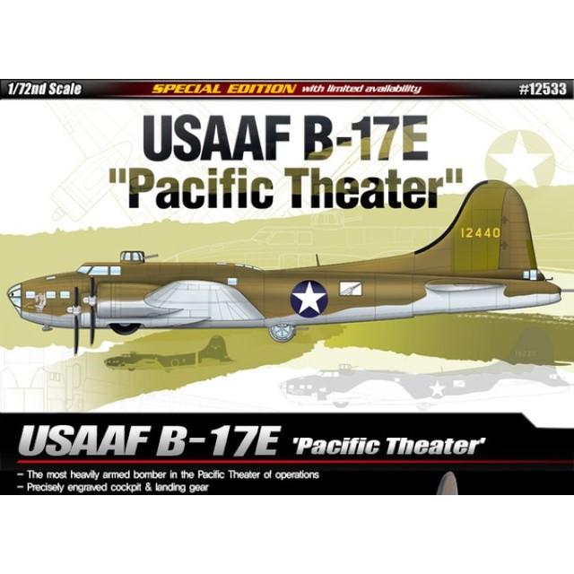 B-17E Pacific Theatre