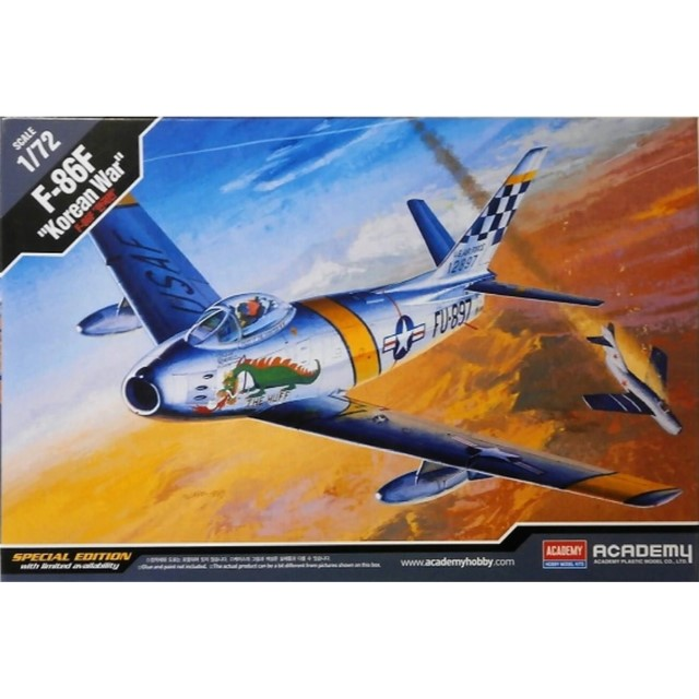 "F-86F ""Korean War"""