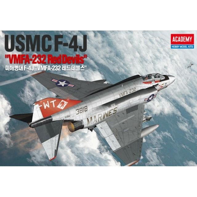 """USMC F-4J VMFA-232 """"Red Devils"""""""