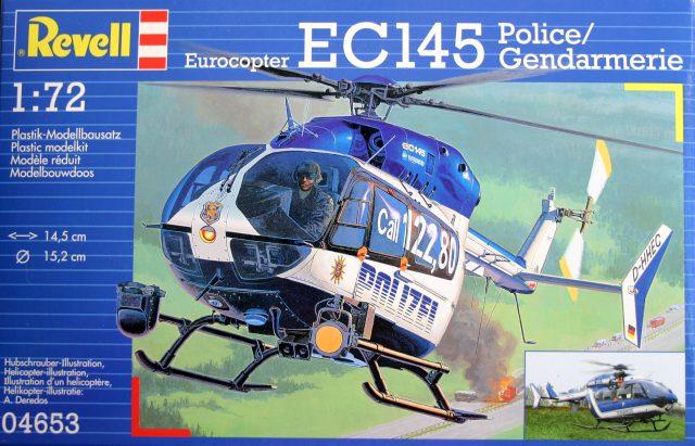 Eurocopter EC145 Polizei/Gendendarmarie