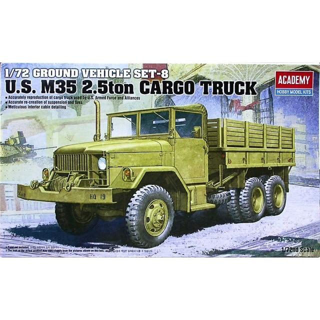 U.S. M35 2.5 Ton Truck