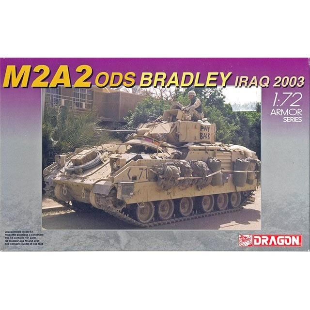 M2A2 ODS Bradley Iraq 2003