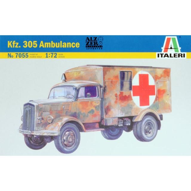 Kfz.305 Ambulance