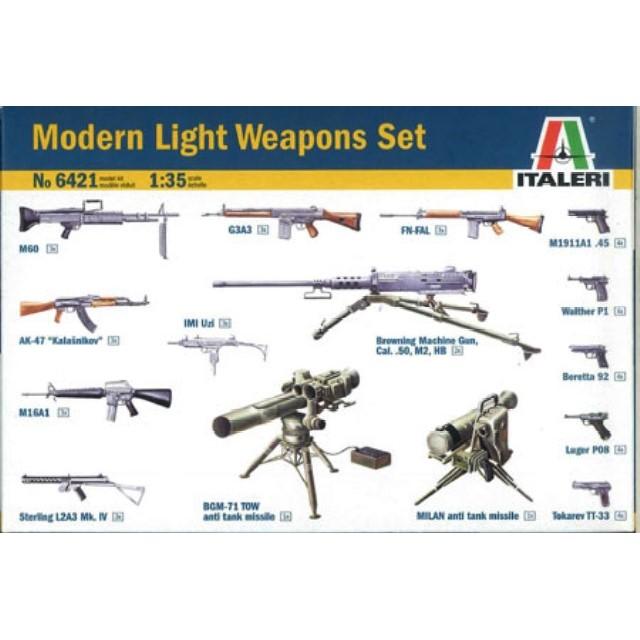 Modern Light Weapon Set