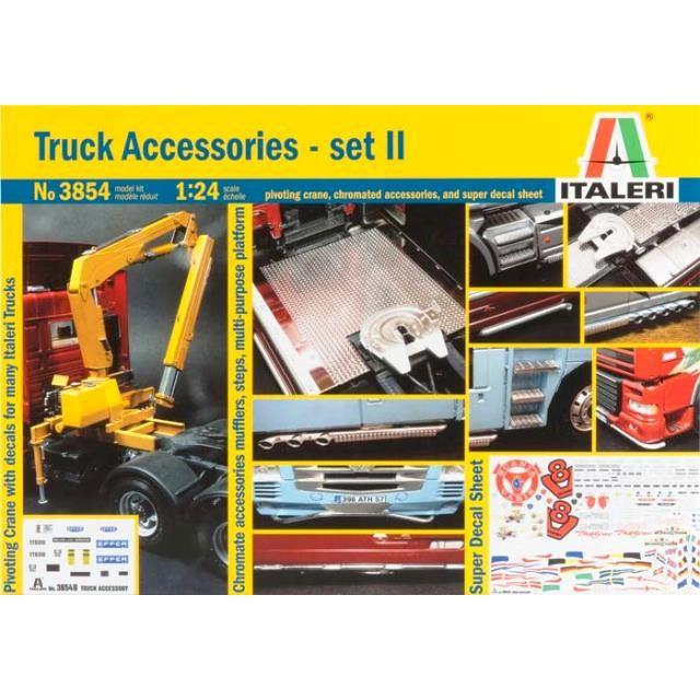 Truck Accessories Set