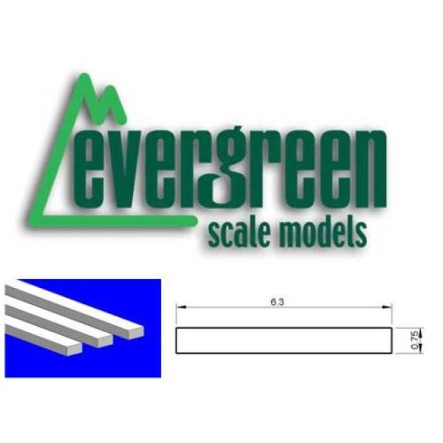 Dimensional Strips 6.3mm x 0.8mm (10 Strips Per Pack) #139