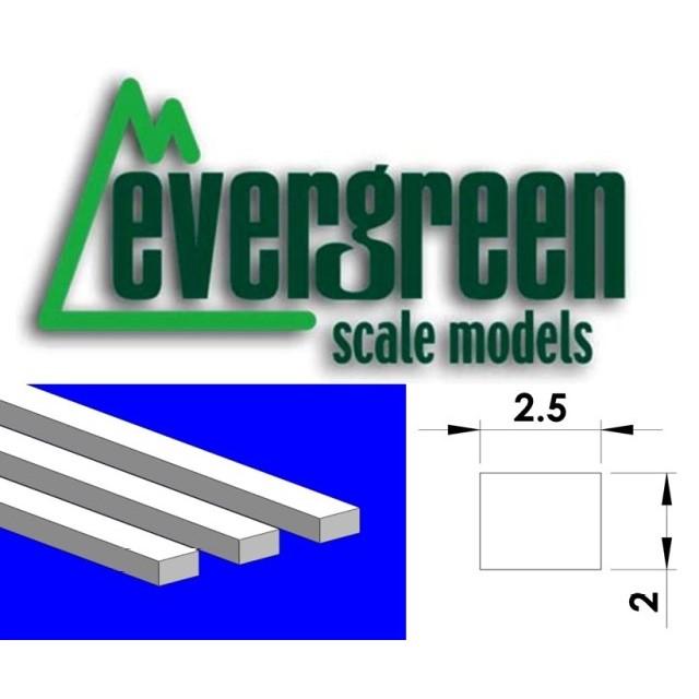 Dimensional Strips 2.5mm x 2.0mm (10 Strips Per Pack) #165