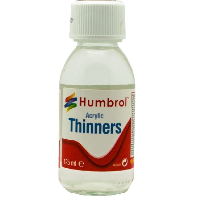 Acrylic Thinner 125ml