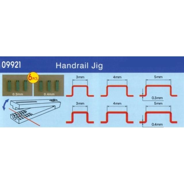 Master Tools Handrail Jig/Handle Tools Suit (6 Pcs)