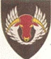 SAAF 16 Squadron Badge Decals.