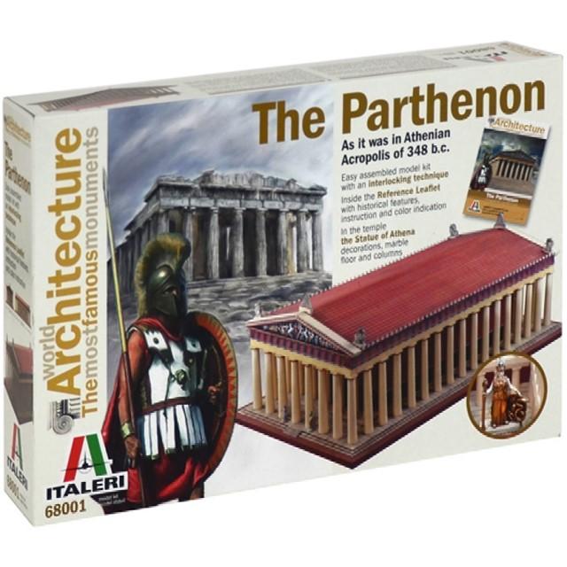 The Parthenon World Architecture