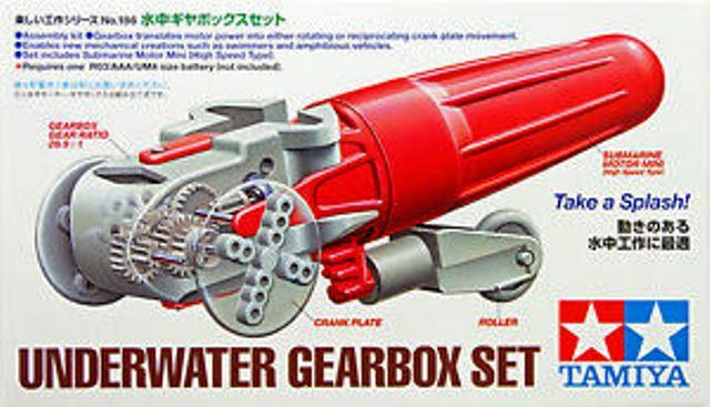 Underwater Gearbox Set