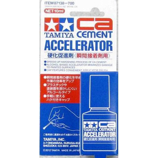 Cement Accelerator