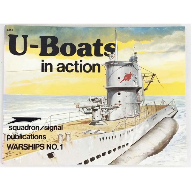 U-boats In Action
