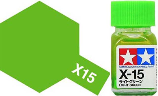 X-15 Light Green - Gloss - Enamel Paint