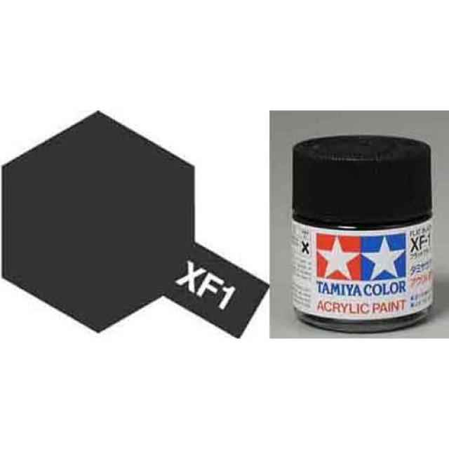XF-1 Black Acrylic