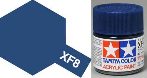 XF-8 Blue Acrylic