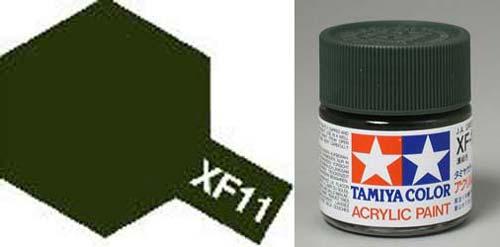 XF-11 J.N. Green Acrylic