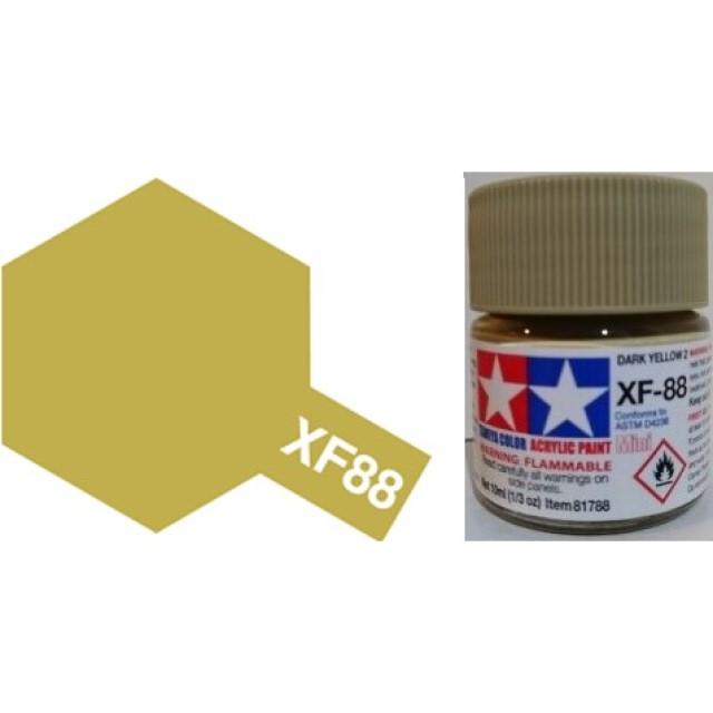 XF-88 Dark Yellow 2 Acrylic