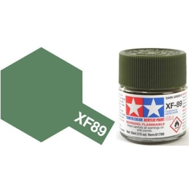 XF-89 Dark Green 2 Acrylic