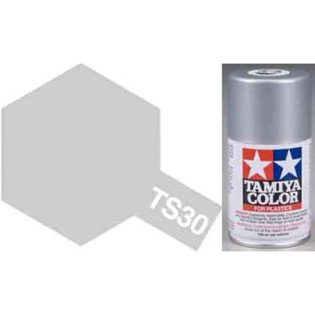 TS-30 Silver Leaf - Gloss - Synthetic Lacquer Paint