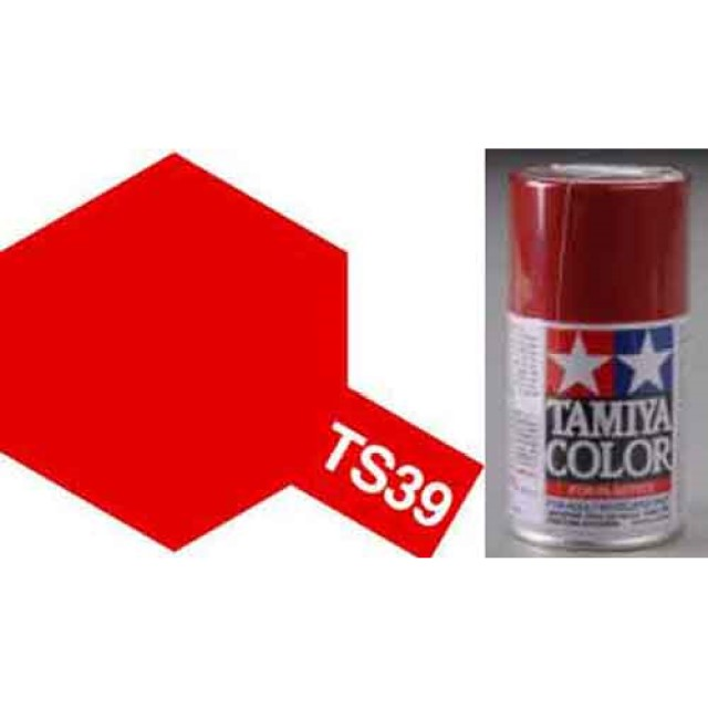 TS-39 Mica Red - Gloss - Synthetic Lacquer Paint